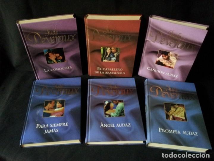 Libros de segunda mano: JUDE DEVERAUX - COLECCION DE 29 LIBROS - RBA EDITORES 2006 - Foto 2 - 176794398