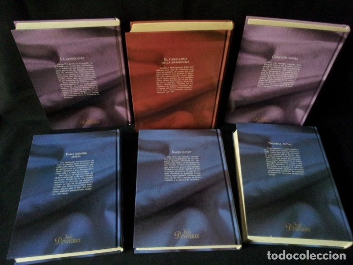 Libros de segunda mano: JUDE DEVERAUX - COLECCION DE 29 LIBROS - RBA EDITORES 2006 - Foto 3 - 176794398