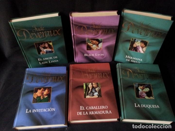 Libros de segunda mano: JUDE DEVERAUX - COLECCION DE 29 LIBROS - RBA EDITORES 2006 - Foto 4 - 176794398
