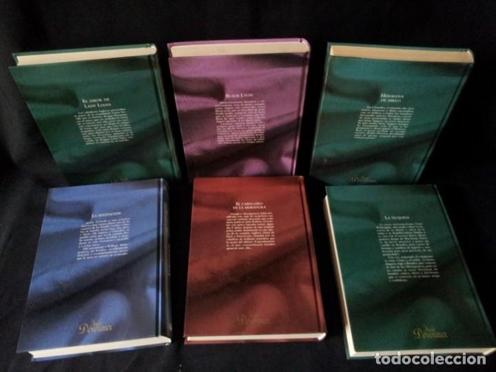 Libros de segunda mano: JUDE DEVERAUX - COLECCION DE 29 LIBROS - RBA EDITORES 2006 - Foto 5 - 176794398