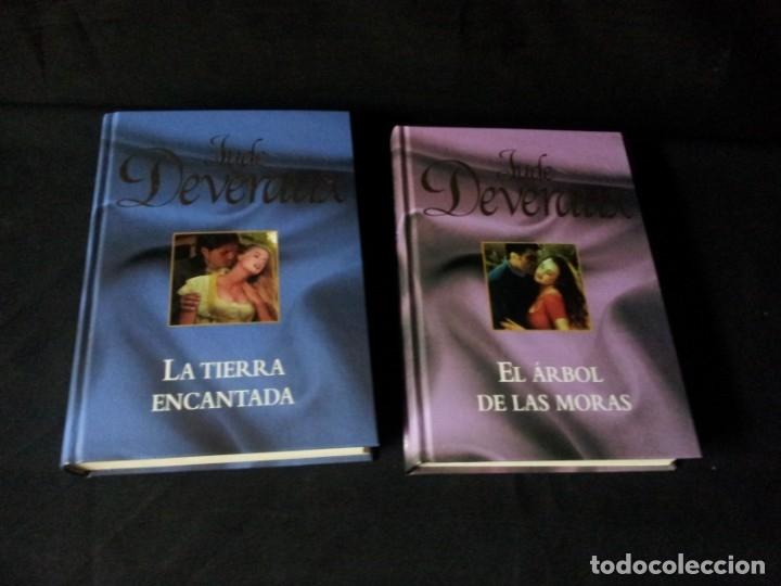 Libros de segunda mano: JUDE DEVERAUX - COLECCION DE 29 LIBROS - RBA EDITORES 2006 - Foto 10 - 176794398