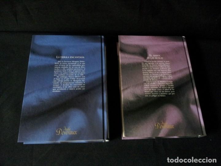 Libros de segunda mano: JUDE DEVERAUX - COLECCION DE 29 LIBROS - RBA EDITORES 2006 - Foto 11 - 176794398