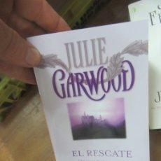 Libros de segunda mano: EL RESCATE, JULIE GARWOOD. L.809-1348. Lote 176806439