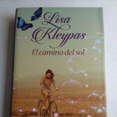 Libros de segunda mano: EL CAMINO DEL SOL/LISA KLEYPAS. Lote 177040909