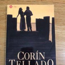 Libros de segunda mano: CORIN TELLADO BODA CLANDESTINA. Lote 177322674