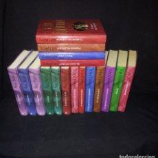 Libros de segunda mano: JANE FEATHER, KAT MARTIN Y STEPHANIE LAURENS - COLECCION DE 17 LIBROS - RBA EDITORES 2007. Lote 177332342