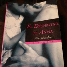Libros de segunda mano: EL DESPERTAR DE ANA. N. SHERIDAN. Lote 177847243