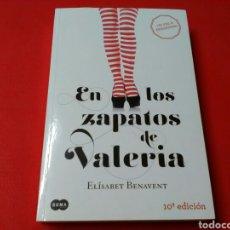 Libros de segunda mano: EN LOS ZAPATOS DE VALERIA . ELISABT BENAVENT GRUPO PENGIM RADOM HOUSE .. Lote 178271860