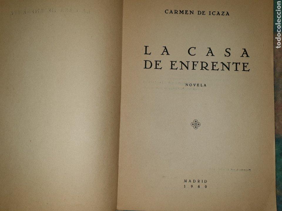 Libros de segunda mano: 3 libros Carmen de Icaza - Foto 2 - 178329585