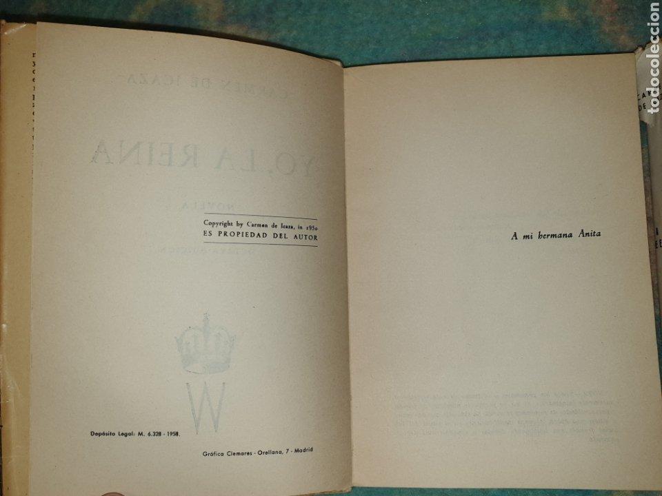 Libros de segunda mano: 3 libros Carmen de Icaza - Foto 4 - 178329585
