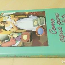 Libros de segunda mano: COMO AGUA PARA CHOCOLATE - LAURA ESQUIVEL - CIRCULO DE LECTORES/ L-103. Lote 178747213