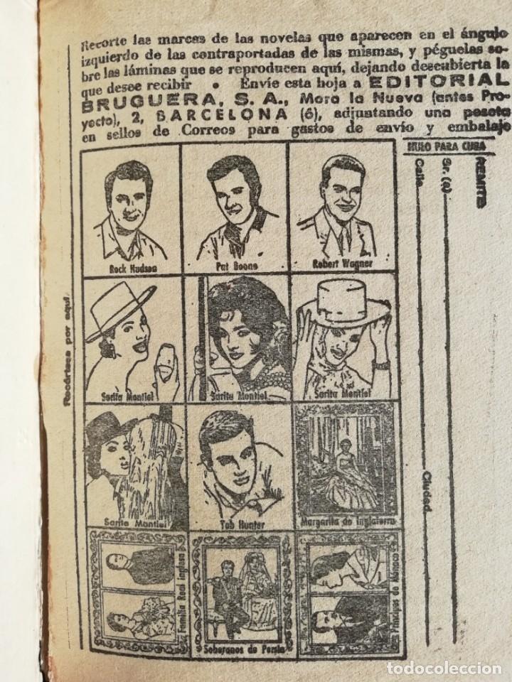 Libros de segunda mano: EL AMOR Y LA FURIA DE JESUS NAVARRO- PRIMERA EDICION JUNIO 1960- EDITORIAL BRUGUERA - Foto 2 - 178773696