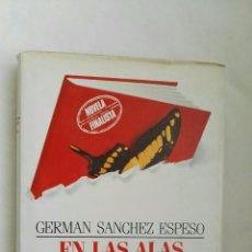 Libros de segunda mano: EN LAS ALAS DE LAS MARIPOSAS PREMIO INTERNACIONAL. Lote 178989498