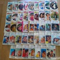 Libros de segunda mano: LOTE DE 43 NOVELAS ROMANTICAS HARLEQUIN ~ BIANCA ~ , TODAS DISTINTAS ( AÑOS 80 ) LEER ANUNCIO. Lote 179036556