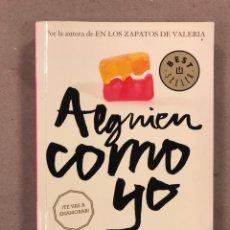 Libros de segunda mano: ALGUIEN COMO YO. ELISABET BENAVENT. DE BOLSILLO 2016. 415 PÁGINAS.. Lote 179195741