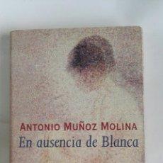 Libros de segunda mano: EN AUSENCIA DE BLANCA. Lote 179215056