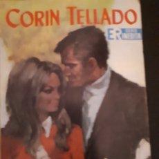 Libros de segunda mano: CORIN TELLADO. SERIE INÉDITA. Nº 99 ED. ROLLÁN. 1ª EDICIÓN.. Lote 179337962