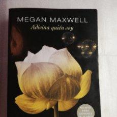 Libros de segunda mano: ADIVINA QUIEN SOY MEGAN MAXWELL. Lote 180039976