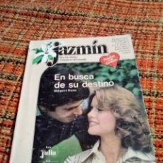 Libros de segunda mano: NOVELA JAZMIN EN BUSCA DE SU DESTINO. Lote 180148087