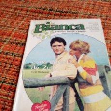 Libros de segunda mano: NOVELA ROMÁNTICA BIANCA LUNA DORADA DE ZULÚ. Lote 180148105