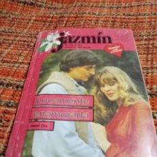 Libros de segunda mano: NOVELA ROMÁNTICA JAZMIN LOCAMENTE ENAMORADA. Lote 180148131