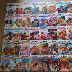 Libros de segunda mano: LOTE DE 40 NOVELAS ROMANTICAS ~ SUPER JAZMIN ~ TODAS DISTINTAS ( AÑOS 80 ) !! LEER ANUNCIO ¡¡. Lote 180158737