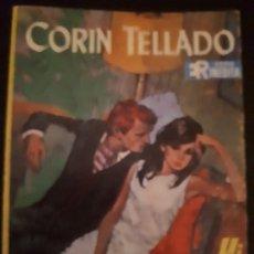 Libros de segunda mano: CORIN TELLADO. SERIE INÉDITA. Nº 88 ED. ROLLÁN. 1ª EDICIÓN.. Lote 180279051
