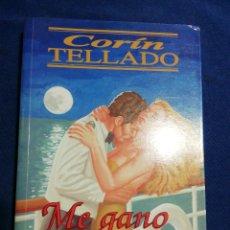 Libros de segunda mano: ME GANO LA FELICIDAD. CORÍN TELLADO. Lote 180280795