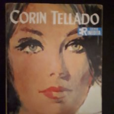 Libros de segunda mano: CORIN TELLADO. SERIE INÉDITA. Nº 110 ED. ROLLÁN. 1ª EDICIÓN.. Lote 180280893