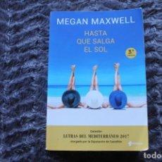 Libros de segunda mano: HASTA QUE SALGA EL SOL. Lote 180336043