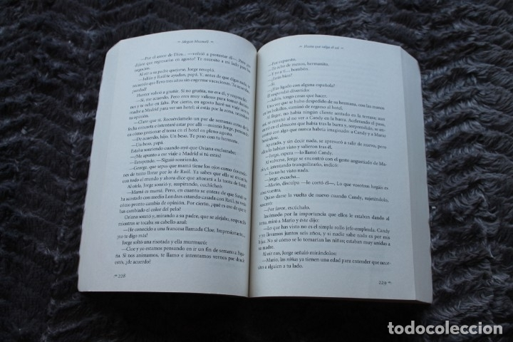 Libros de segunda mano: hasta que salga el sol - Foto 3 - 180336043