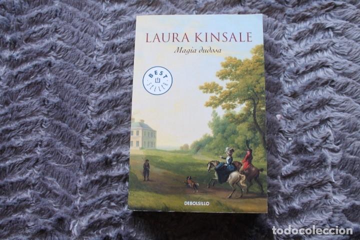 MAGIA DUDOSA (Libros de Segunda Mano (posteriores a 1936) - Literatura - Narrativa - Novela Romántica)