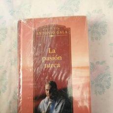 Libros de segunda mano: LA PASIÓN TURCA. ANTONIO GALA. . Lote 181400528