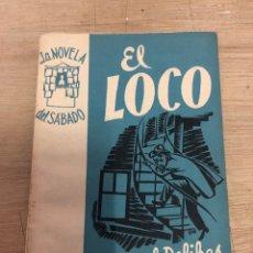 Libros de segunda mano: EL LOCO. Lote 181988625