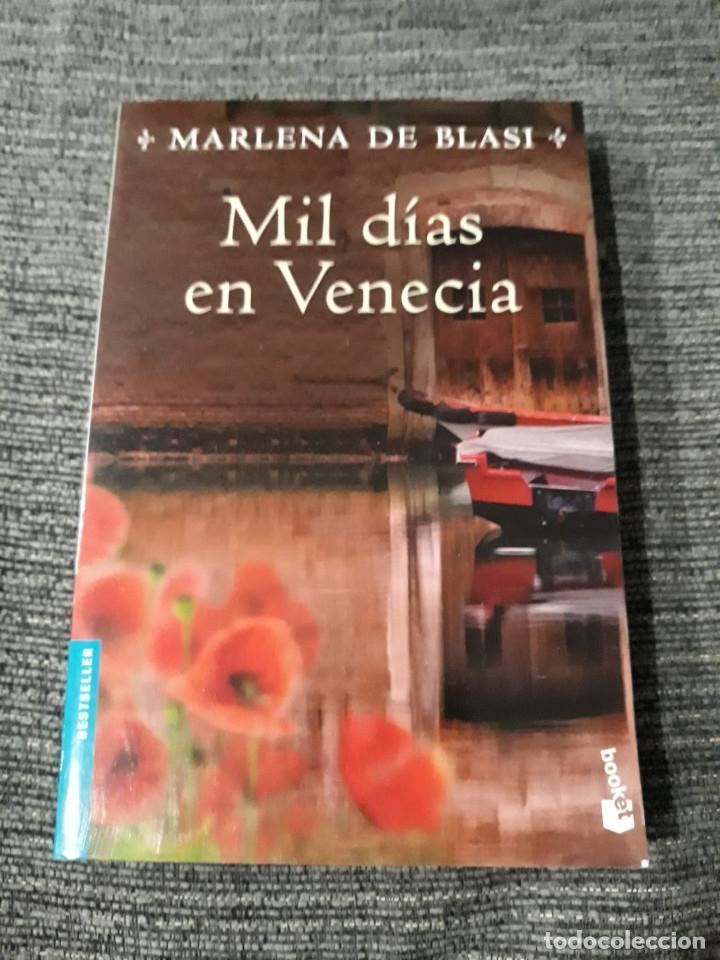 MIL DIAS EN VENECIA - MARLENA DE BLASI (Libros de Segunda Mano (posteriores a 1936) - Literatura - Narrativa - Novela Romántica)