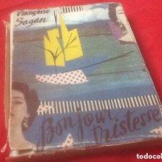 Libros de segunda mano: BONJOUR TRISTESSE - SAGAN, FRANÇOISE BONJOUR TRISTESSE - . Lote 182833961