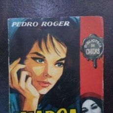 Libros de segunda mano: PEDRO ROGER: AMARGA (EDICIONES CID. COL. BIBLIOTECA DE CHICAS). Lote 183374821