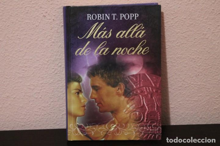 MAS ALLA DE LA NOCHE (Libros de Segunda Mano (posteriores a 1936) - Literatura - Narrativa - Novela Romántica)