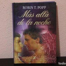 Libros de segunda mano: MAS ALLA DE LA NOCHE. Lote 183608975