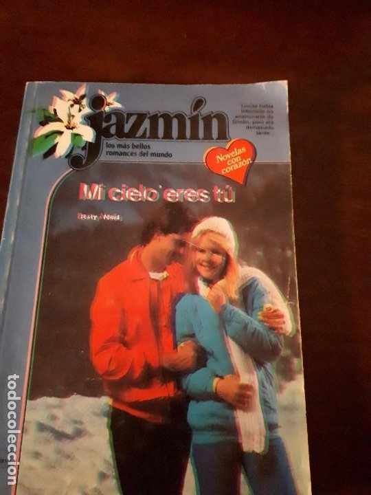 NOVELA JAZMIN Nº 285. MI CIELO ERES TU. (Libros de Segunda Mano (posteriores a 1936) - Literatura - Narrativa - Novela Romántica)