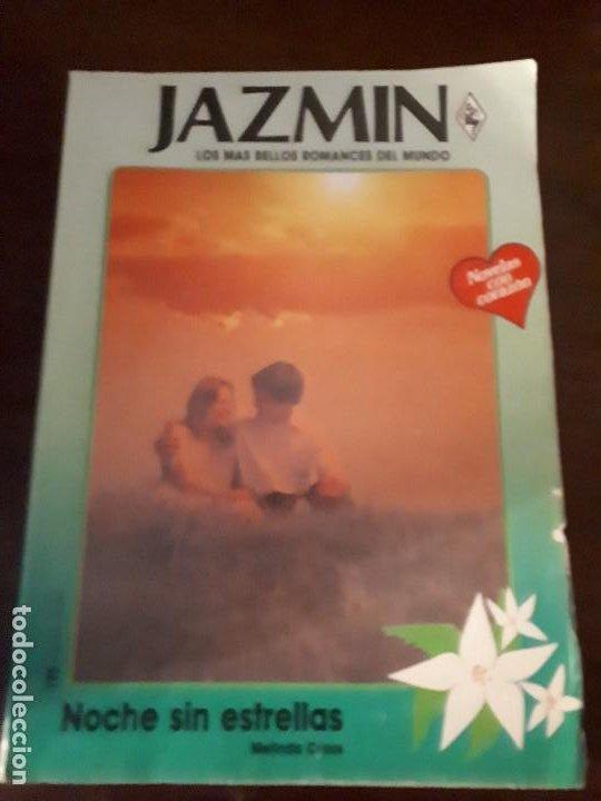 NOVELA JAZMIN Nº 540. NOCHE SIN ESTRELLAS (Libros de Segunda Mano (posteriores a 1936) - Literatura - Narrativa - Novela Romántica)