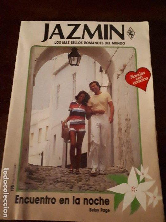 NOVELA JAZMIN Nº 537. ENCUENTRO EN LA NOCHE (Libros de Segunda Mano (posteriores a 1936) - Literatura - Narrativa - Novela Romántica)