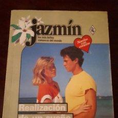 Libros de segunda mano: NOVELA JAZMIN Nº 472. REALIZACIÓN DE UN SUEÑO.. Lote 183868830
