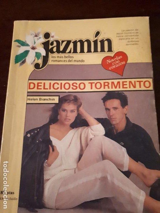 NOVELA JAZMIN Nº 415. DELICIOSO TORMENTO (Libros de Segunda Mano (posteriores a 1936) - Literatura - Narrativa - Novela Romántica)