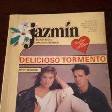 Libros de segunda mano: NOVELA JAZMIN Nº 415. DELICIOSO TORMENTO. Lote 183869001
