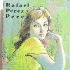 Libros de segunda mano: LA ALQUERIA DE LAS ROSAS POR RAFAEL PEREZ Y PEREZ. EDITORIAL JUVENTUD.. Lote 183887265
