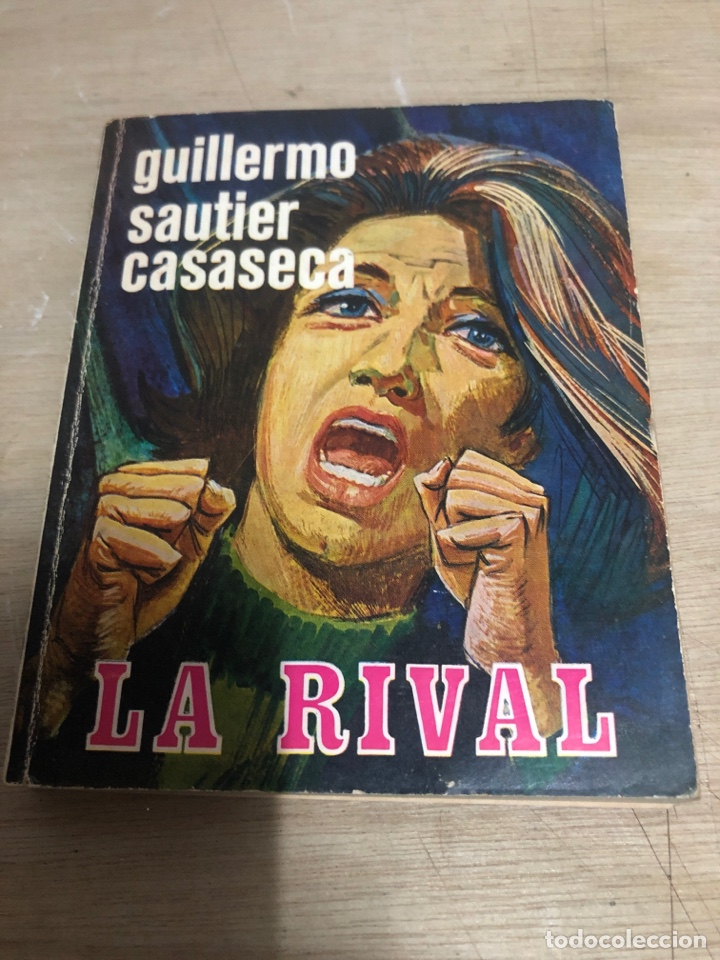 LA RIVAL (Libros de Segunda Mano (posteriores a 1936) - Literatura - Narrativa - Novela Romántica)
