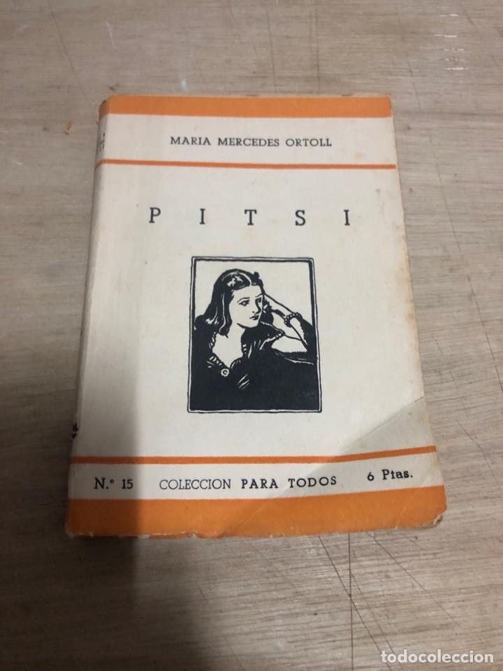 PITSI (Libros de Segunda Mano (posteriores a 1936) - Literatura - Narrativa - Novela Romántica)