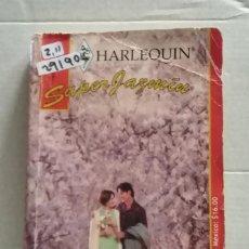 Libros de segunda mano: 29190 - SUPER JAZMIN - HARLEQUIN - NOVELA ROMANTICA - COMO TU ERES - Nº 453. Lote 185766462
