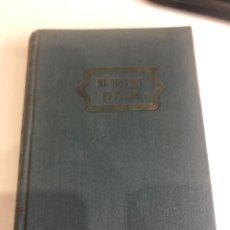 Libros de segunda mano: MI DESTINO ES PECAR. Lote 185981158